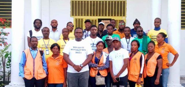 Séisme dans le Grand Sud : Les Gonaïves et la Protection civile locale apportent leur soutien aux départements du Sud et des Nippes