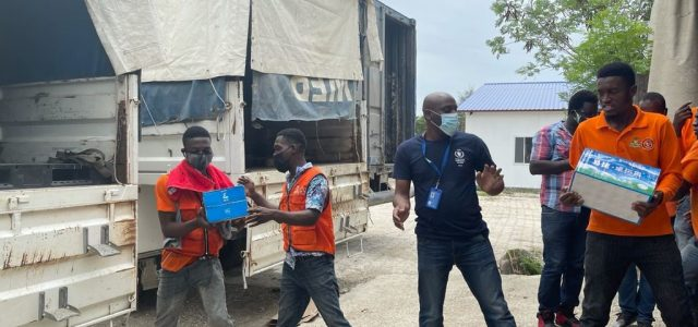 Haiti-Séisme : la réponse se déploie dans les sections communales alors que plus de 50 000 familles sont déjà assistées